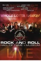 Rock and Roll Hall of Fame: Whole Lotta Shakin' Going On
