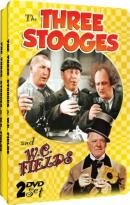 Three Stooges and W.C. Fields
