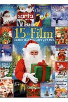 15-Film Christmas Collector's Set