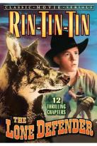 Rin Tin Tin: Lone Defender