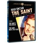 Saint Double Feature: The Saint's Vacation/The Saint Meets the Tiger