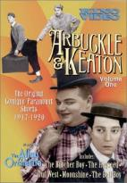 Arbuckle & Keaton: The Original Comique Paramount Shorts 1917 - 1920 Vol. 1