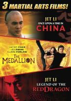 Once Upon a Time in China/The Medallion/Legend of the Red Dragon
