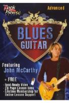 Rock House Method: John McCarthy - Blues Guitar, Advanced