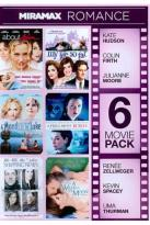 Miramax Romance: 6 Movie Pack