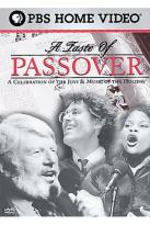 Taste of Passover, A: A Celebratiom of the Joys & Music of the Holiday