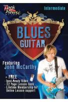 Rock House Method: John McCarthy - Blues Guitar, Intermediate