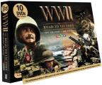 WWII: The Road to Victory - The Atlantic/The Pacific in Full Color