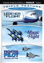 Legends of Flight/The Magic of Flight/Fighter Pilot