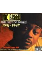 MC Breed - Best Of Breed 1991-1997: Jewel Case