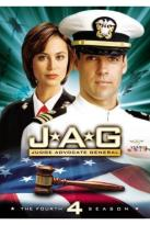 JAG - The Complete Fourth Season