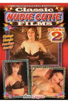Classic Nudie Cutie Films - Vol. 2