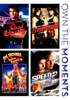 Big Trouble in Little China/Bandidas/Road House/Speed 2