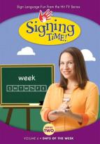 Signing Time! Series Two Vol. 6 - Days of the Week