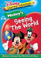 Mickey's Seeing The World - Around The World In 80 Days