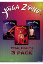 Yoga Zone - Total Health 3-Pack