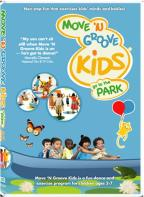 Move 'N Groove Kids - Vol. 3: Go to the Park