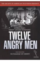 Studio One: Twelve Angry Men/An Almanac of Liberty