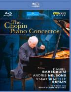 Daniel Barenboim/Andris Nelsons/Staatskapelle Berlin: The Chopin Piano Concertos