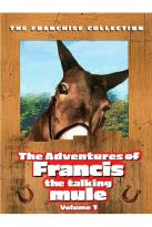 Adventures of Francis the Talking Mule - Vol. 1
