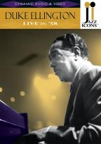Duke Ellington - Jazz Icons