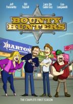 Bounty Hunters - The Complete First Season