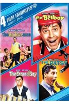 Jerry Lewis: 4 Film Favorites
