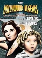 Hollywood Legends - Elizabeth Taylor & Shirley Temple