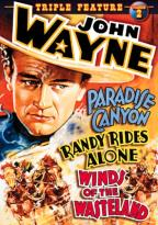 Paradise Canyon/Randy Rides Alone/Winds Of The Wasteland