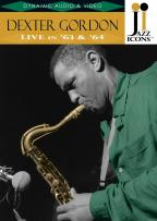 Dexter Gordon - Jazz Icons