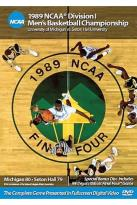 1989 NCAA Championship - Michigan Vs. Seton Hall