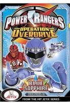 Power Rangers: Operation Overdrive: Vol. 3: Blue Sapphire