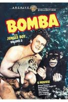 Bomba, the Jungle Boy, Vol. 2