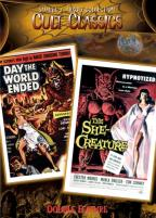 Samuel Z. Arkoff Collection Cult Classics - The Day the World Ended/The She-Creature