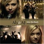 Aly & Aj - Into The Rush: Jewel Case