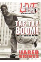 Broadway Dance Center: Tapdance Tap...Tap...BOOM! Dance with Jared Grimes
