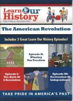 American Revolution Trilogy