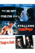 Demolition Man/Over the Top/Tango & Cash