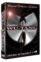 Wu-Tang Clan: 5 DVD Set - Vol 1-5