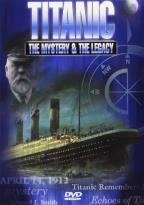 Titanic: The Mystery & The Legacy - 5-Pack