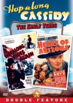 Hopalong Cassidy: The Early Years - Hopalong Rides Again/Heart of Arizona (Double Feature)