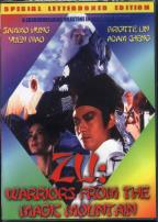 Zu: Warriors From The Mountain
