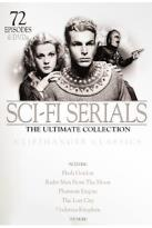 Sci-Fi Serials - The Ultimate Collection