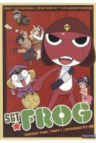 Sgt. Frog: Season Two, Part 1
