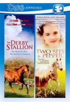 Two Bits & Pepper/The Derby Stallion