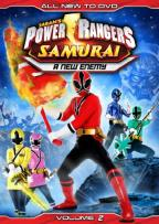 Power Rangers Samurai, Vol. 2: A New Enemy