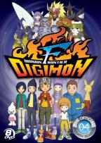 Digimon: Digital Monsters - The Official Fourth Season