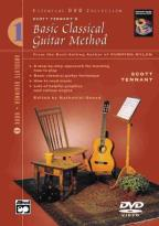 Basic Classical Guitar Method - Book 1