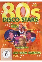 80s Disco Stars: Live From Moskau, Vol. 1