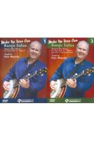 Pete Wernick: Make Up Your Own Banjo Solos, Vols. 1 & 2